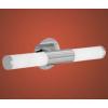 EGLO Fali lámpa E14 2x40W matt nikkel/opál Palmera 87222 Eglo