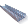 Metalodom Fém kábeltálca ERE 100 mm x  60 mm x 0.75 mm x 3 m  - Metalodom