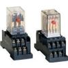 Tracon Electric Miniatűr relé - 24V AC / 3xCO, (3A, 230V AC / 28V DC) RM12-24AC - Tracon