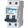 Tracon Electric Kismegszakító, 2 pólus, D karakterisztika - 2A, 6kA TDZ-2D-2 - Tracon