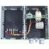 Comtec háromfázisu fogyasztásmérő szekrény 25A kismegszakitóval