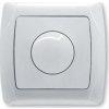 Viko CARMEN Forgatógombos fényerőszabályzó 1000W Fehér 90561069 - Viko