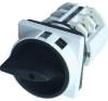 Tracon Electric Tokozott főkapcsoló, BE-KI - 400V, 50Hz, 32A, 4P, 11kW, 64x64mm, IP65 TKF-32T65 - Tracon villanyszerelés
