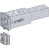 Schneider Electric - KBB40ABG4W - Canalis - Tokozott síncsatorna-canalis kbb