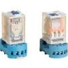 Tracon Electric Ipari teljesítmény relé - 110V DC / 3xCO (10A, 230V AC / 28V DC) RT11-110DC - Tracon