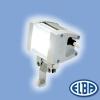 Elba Fényvető WALL WASHER-02 2 LED hideg fehér 30gr (95mm) falon kívüli IP65 Elba