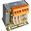Tracon Electric Biztonsági, egyfázisú kistranszformátor - 230-400V / 24-230V, max.100VA TVTRB-100-F - Tracon