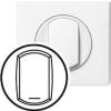 LEGRAND CELIANE Széles billentyű címketartóval IP20 Fehér 68014 - Legrand