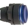 Schneider Electric Nyomógombfej kék - Műanyag működtető- és jelzőkészülék-harmony 5-os sorozat-22mm - Harmony xb5 - ZB5AA68 - Schneider Electric