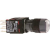 Schneider Electric Komplett világító nyomógomb, fehér - Műanyag működtető- és jelzőkészülék-harmony 5-os sorozat-22mm - Harmony xb6 - XB6AW1B1B - Schneider Electric