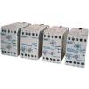Tracon Electric Védőrelé, feszcsökkenést/fesznöv. 3 fázisra, állítható - Umin=160V / Umax=390-490V, 5-15min, 0-15min, 5A/250V TFKV-11 - Tracon