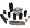 Tracon Electric Végelzáró készlet szalagárnyékolású kábelekhez, beltéri - 4x35-4x50mm2 ZSVRS-2B2 - Tracon villanyszerelés