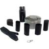 Tracon Electric Végelzáró készlet huzalárnyékolású kábelekhez, kültéri - 4x35-4x50mm2 ZSVRS-2K1 - Tracon