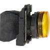 Schneider Electric Led-es jelzőlámpa, sárga, 230v - Műanyag működtető- és jelzőkészülék-harmony 5-os sorozat-22mm - Harmony xb5 - XB5AVM5 - Schneider Electric