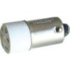Tracon Electric LED-es jelzőizzó, fehér - 230V AC/DC, Ba9s NYGL-ACDC230W - Tracon