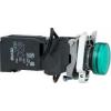 Schneider Electric - XB4BV5B3 - Harmony xb4 - Fém működtető- és jelzőkészülékek-harmony 4-es sorozat-22mm