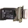 Schneider Electric - XB4BV31 - Harmony xb4 - Fém működtető- és jelzőkészülékek-harmony 4-es sorozat-22mm
