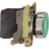 Schneider Electric Komplett nyomógomb, zöld - Fém működtető- és jelzőkészülékek-harmony 4-es sorozat-22mm - Harmony xb4 - XB4BA31 - Schneider Electric
