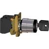 Schneider Electric - XB4BG21EX - Harmony xb4 - Fém működtető- és jelzőkészülékek-harmony 4-es sorozat-22mm