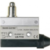 Tracon Electric Helyzetkapcsoló, kúpos, ütközős - 1xCO, 10A/250V AC, 22mm, IP40 LS7110 - Tracon
