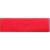. Krepp papír 50x200 cm, neon piros