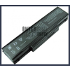F3Jm 4400 mAh 6 cella fekete notebook/laptop akku/akkumulátor utángyártott