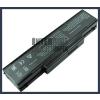 F2 4400 mAh 6 cella fekete notebook/laptop akku/akkumulátor utángyártott