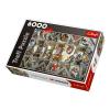 Trefl Sixtus-kápolna mennyezete 6000 db-os puzzle