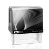 COLOP Bélyegző, szó, COLOP Printer IQ 30 fekete ház - fekete párnával (IC1463000)