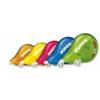 KORES Hibajavító roller, 4,2 mm x 8 m, KORES Scooter, vegyes színek (IK848521)