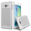 VERUS Samsung Galaxy A7 Slim Dot hátlap, tok, ezüst