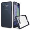 VERUS Samsung Galaxy A5 Crystal MIXX hátlap, tok, átlátszó fekete