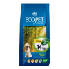 Ecopet Natural Fish Medium 14 kg