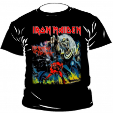 Iron Maiden, The Number of the Beast póló