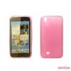 CELLECT Huawei P8 vékony szilikon hátlap,Pink