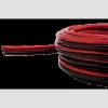 MNC 20026x20 hangszóróvezeték transparent, 2x0.5mm, 20m