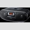 Panasonic RX-D 55 AEG-K CD-s rádiómagnó, fekete