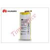Huawei Ascend P7 gyári akkumulátor - Li-polymer 2460 mAh - HB3543B4EBW (csomagolás nélküli)