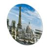 WENKO 201961 Static Loc akasztó Uno Paris