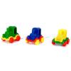 Wader : Kid Cars gőzmozdony fiús színekben