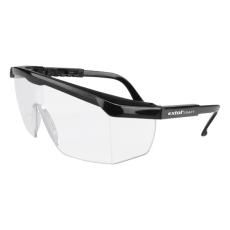 Extol Védőszemüveg, víztiszta, polikarbonát, állítható szárú, CE (Védőszemüveg)