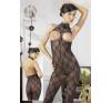 Mandy Mystery lingerie Mellben nyitott csipkeoverall - S-L méret cicaruha