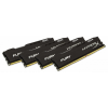 Kingston DDR4 16GB 2400 HyperX Fury Black Kit (HX424C15FBK4/16)