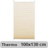Pliszé (Easy Fix Thermo) - Elefántcsont 100x130 cm