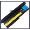 IBM ThinkPad X201S Series 6600 mAh 9 cella fekete notebook/laptop akku/akkumulátor utángyártott