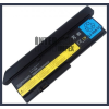 IBM 43R9254 6600 mAh 9 cella fekete notebook/laptop akku/akkumulátor utángyártott