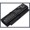 493202-001 2200 mAh 3 cella fekete notebook/laptop akku/akkumulátor utángyártott