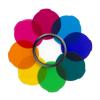 Manfrotto LUMIE Multicolour szűrőkészlet