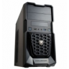 Cougar Spike Micro-ATX-Tower - Fekete