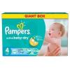 Pampers Active Baby 4 Maxi Giant Box Pelenka, 90 db